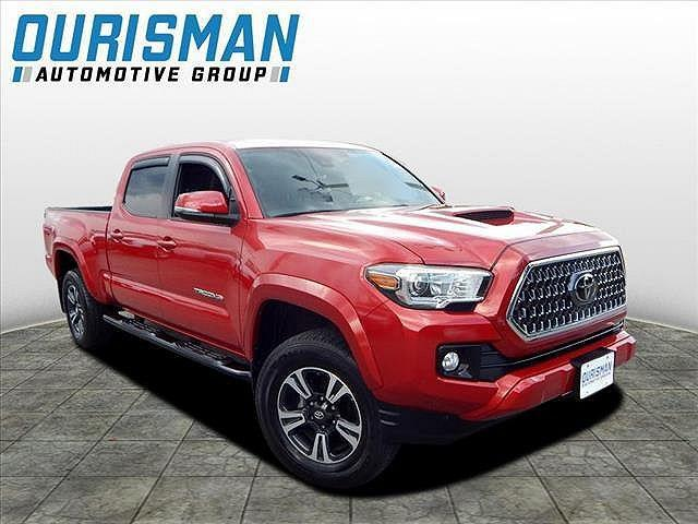 2018 Toyota Tacoma TRD Sport for sale in Rockville, MD