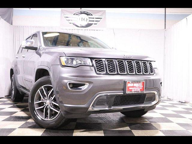 2017 Jeep Grand Cherokee Limited for sale in Chicago, IL