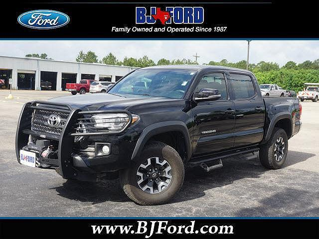 2017 Toyota Tacoma TRD Off Road for sale in Liberty, TX