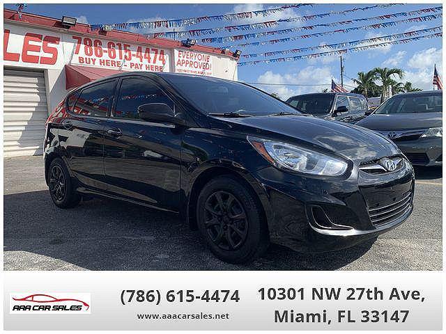 2014 Hyundai Accent GS for sale in Miami, FL