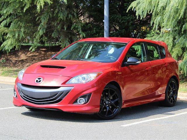 2013 Mazda Mazda3 Mazdaspeed3 Touring for sale in Manassas, VA