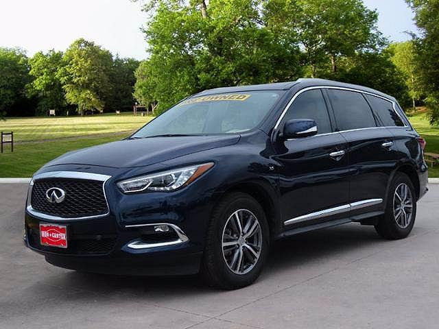 2018 INFINITI QX60 FWD for sale in Friendswood, TX