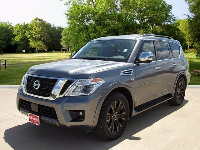 2020 Nissan Armada Platinum for sale in Friendswood, TX