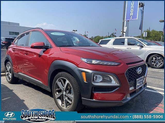 2020 Hyundai Kona Ultimate for sale in Valley Stream, NY