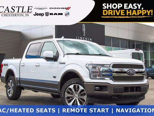 2020 Ford F-150 King Ranch for sale in Chesterton, IN