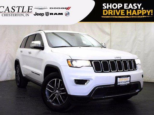 2018 Jeep Grand Cherokee Limited for sale in Chesterton, IN