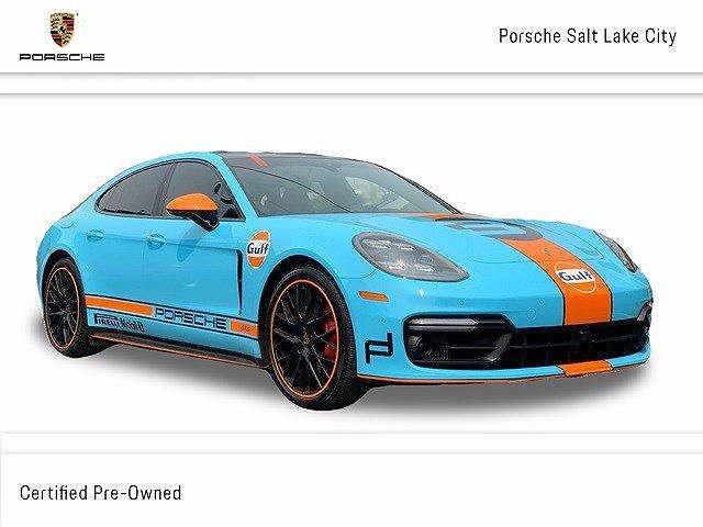 2020 Porsche Panamera GTS for sale in Salt Lake City, UT