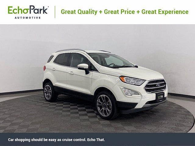 2020 Ford EcoSport Titanium for sale in Thornton, CO