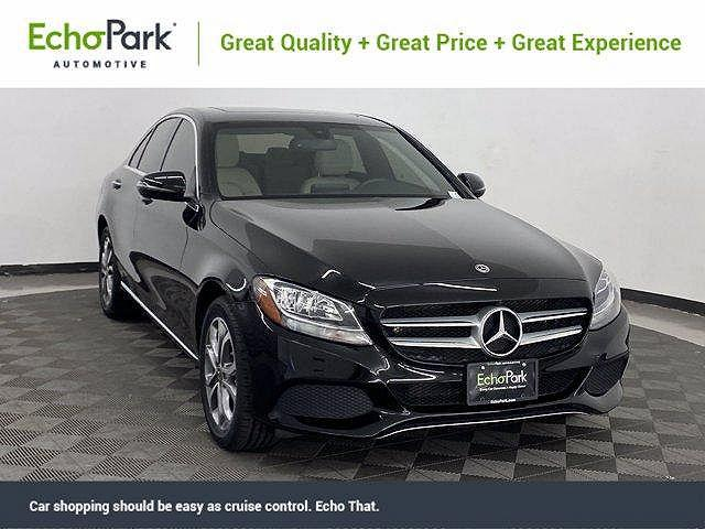2018 Mercedes-Benz C-Class C 300 for sale in Thornton, CO