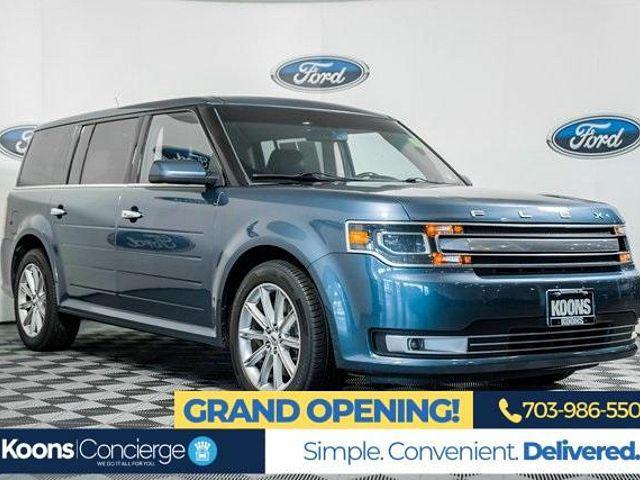 2018 Ford Flex Limited for sale in Woodbridge, VA