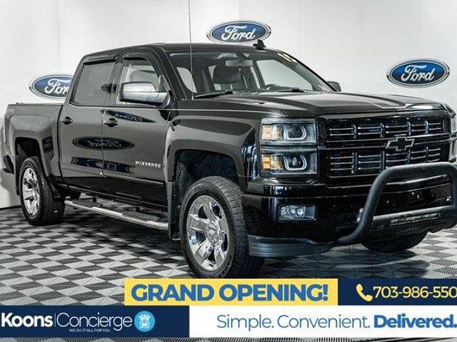 2015 Chevrolet Silverado 1500 LT for sale in Woodbridge, VA