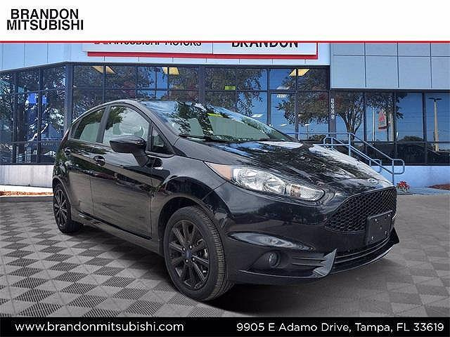 2019 Ford Fiesta ST Line for sale in Tampa, FL