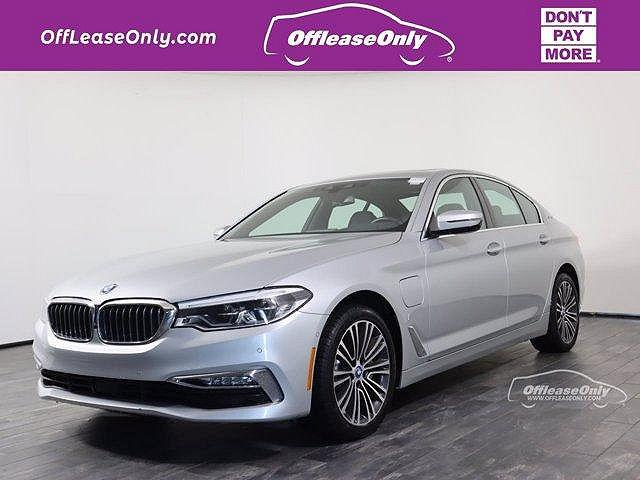 2018 BMW 5 Series 530e xDrive iPerformance for sale in Orlando, FL