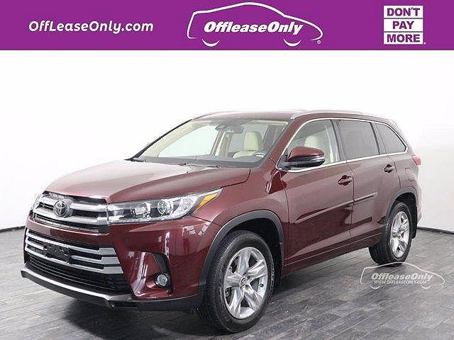 2018 Toyota Highlander Limited for sale in Orlando, FL