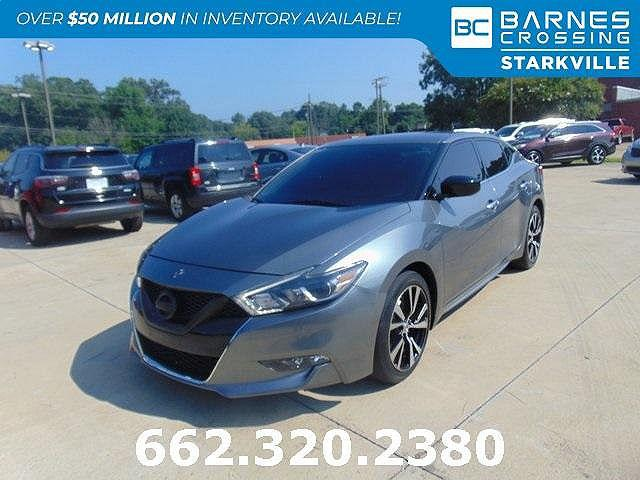 2018 Nissan Maxima S for sale in Starkville, MS