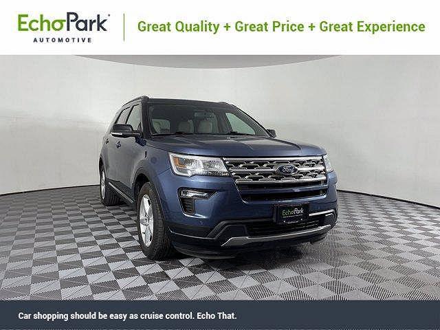 2018 Ford Explorer XLT for sale in Henderson, NV