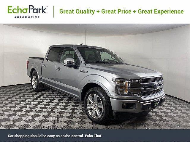 2020 Ford F-150 Platinum for sale in Henderson, NV