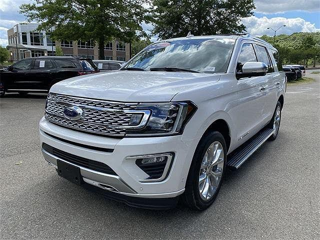 2018 Ford Expedition Platinum for sale in Canton, GA