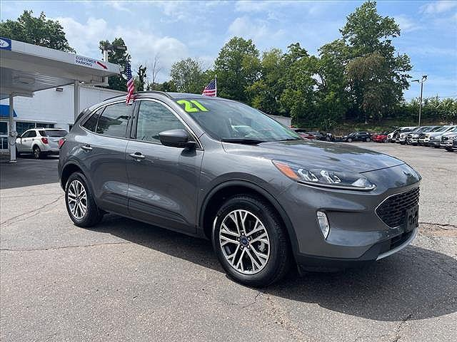 2021 Ford Escape SEL for sale in Woodbridge, NJ