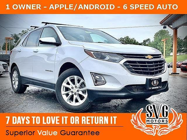2019 Chevrolet Equinox LT for sale in Eaton, OH