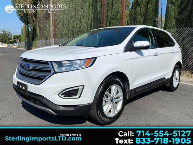 2017 Ford Edge SEL for sale in Santa Ana, CA