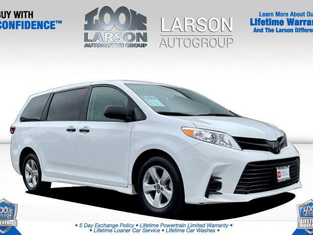 2020 Toyota Sienna L for sale in Tacoma, WA