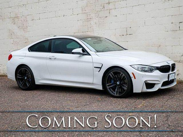 2015 BMW M4 2dr Cpe for sale in Eau Claire, WI