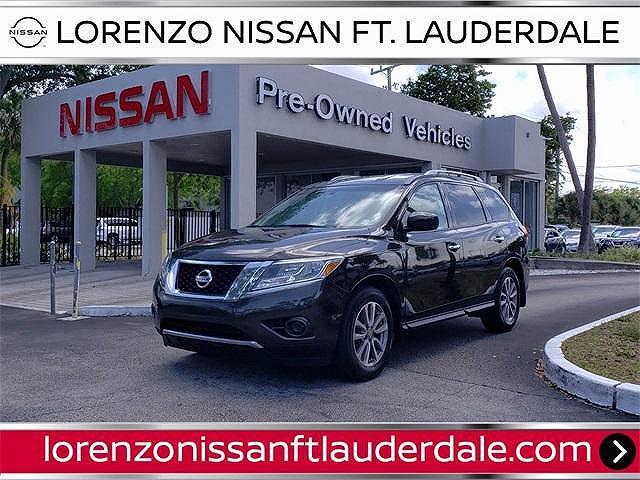2015 Nissan Pathfinder S for sale in Fort Lauderdale, FL
