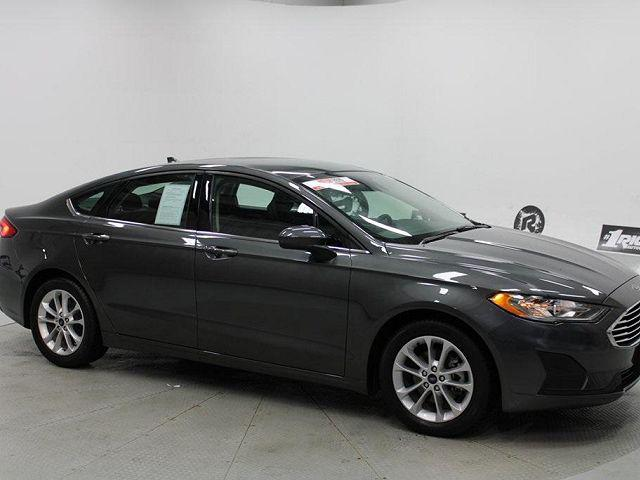 2019 Ford Fusion SE for sale in Groveport, OH