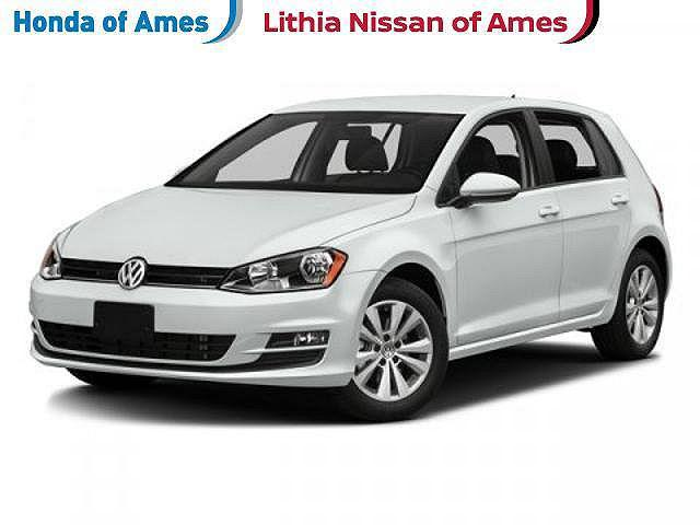2016 Volkswagen Golf TSI S for sale in Ames, IA