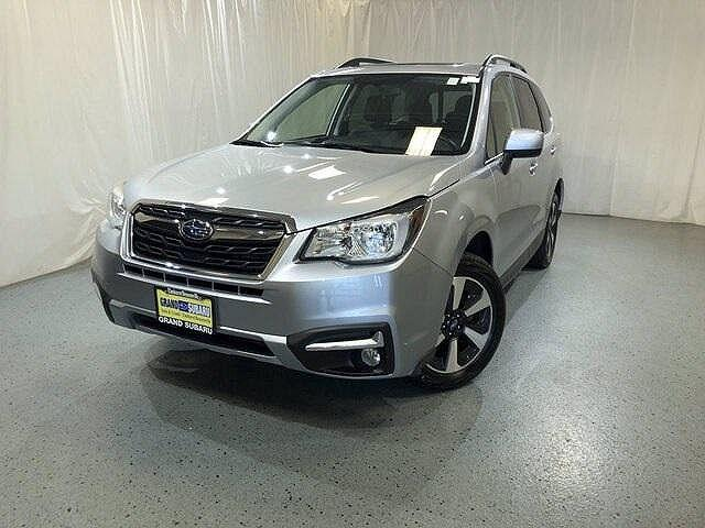 2018 Subaru Forester Limited for sale in Bensenville, IL