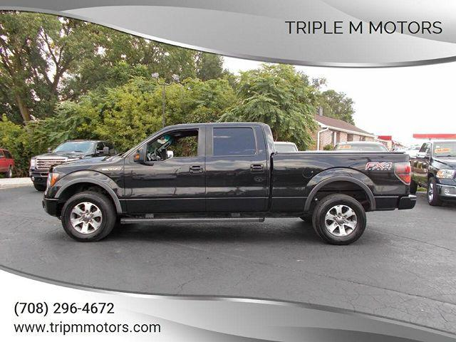 2014 Ford F-150 FX4 for sale in Saint John, IN