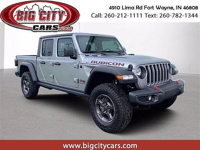 2020 Jeep Gladiator Rubicon for sale in Fort Wayne, IN