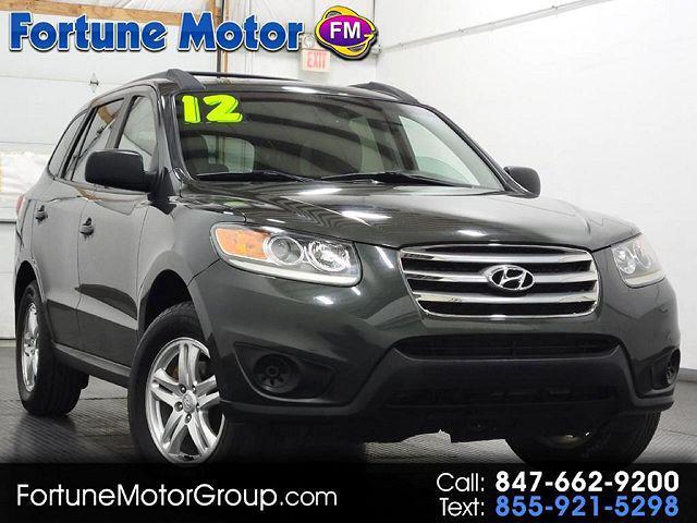 2012 Hyundai Santa Fe GLS for sale in Waukegan, IL