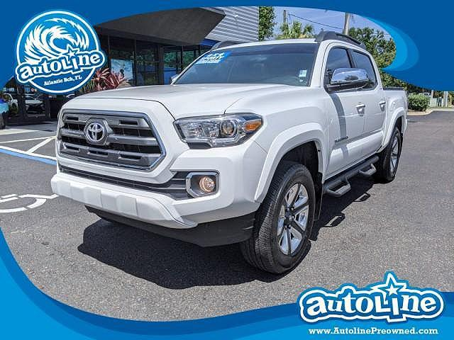 2016 Toyota Tacoma Limited for sale in Jacksonville, FL