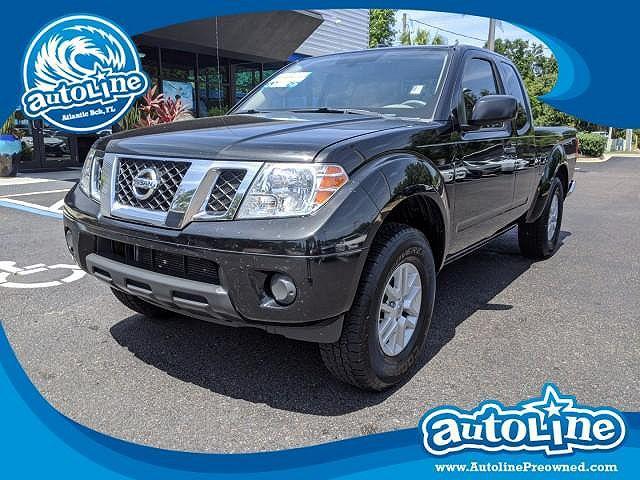 2017 Nissan Frontier SV for sale in Jacksonville, FL