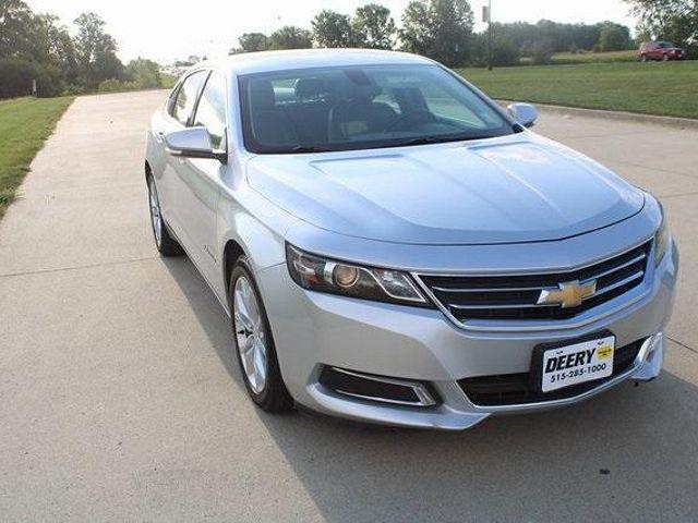 2016 Chevrolet Impala LT for sale in Pleasant Hill, IA