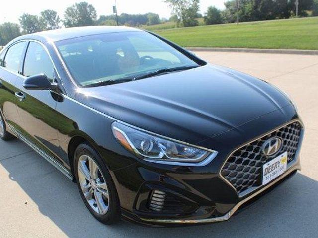 2018 Hyundai Sonata Sport+ for sale in Pleasant Hill, IA