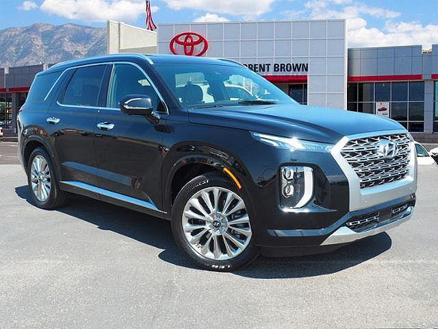 2020 Hyundai Palisade Limited for sale in Orem, UT