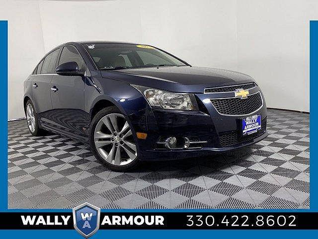 2014 Chevrolet Cruze LTZ for sale in Alliance, OH