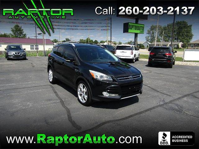 2013 Ford Escape Titanium for sale in Fort Wayne, IN