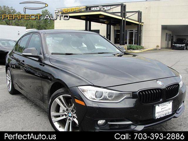 2013 BMW 3 Series 335i xDrive for sale in Manassas, VA