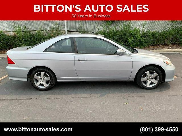 2004 Honda Civic EX for sale in Ogden, UT
