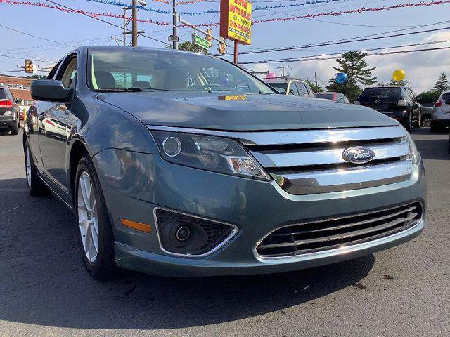 2012 Ford Fusion SEL for sale in Hatboro, PA
