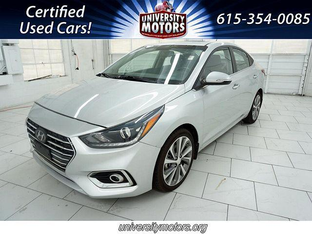 2018 Hyundai Accent Limited for sale in Nashville, TN