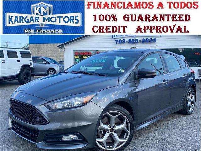 2017 Ford Focus ST for sale in Manassas, VA
