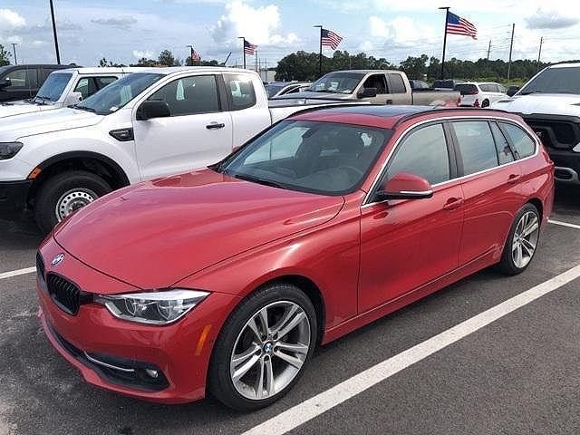 2017 BMW 3 Series 330i xDrive for sale in Statesboro, GA