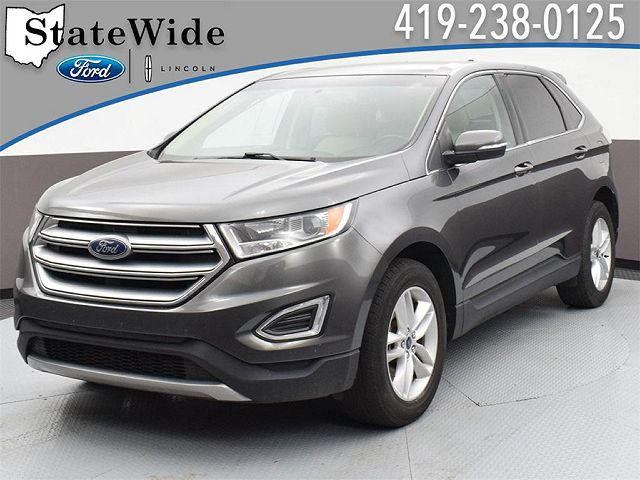 2015 Ford Edge SEL for sale in Van Wert, OH