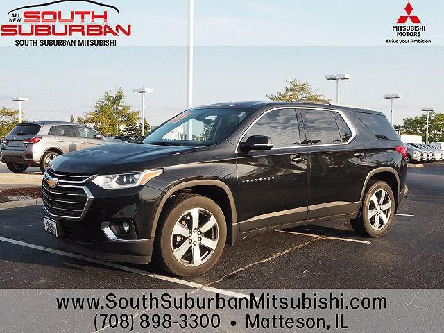 2018 Chevrolet Traverse LT Leather for sale in Matteson, IL