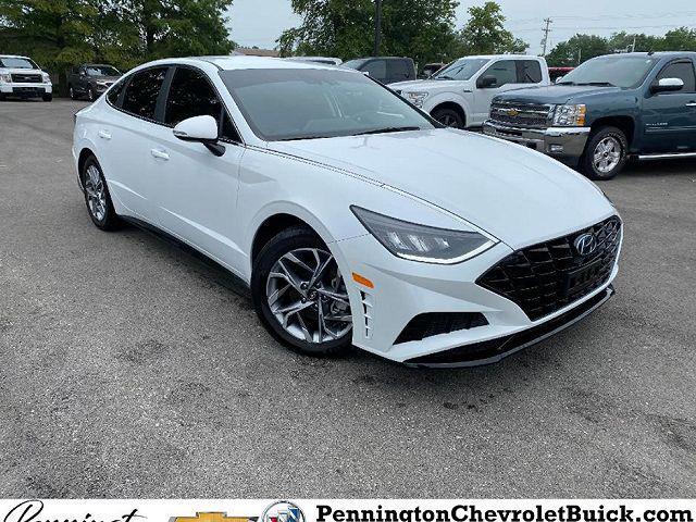 2020 Hyundai Sonata SEL for sale in Newton, IL